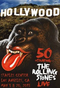 The Rolling Stones Los Angeles Staples Center 50 & Counting Tour 203