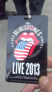 The Rolling Stones arracan la gira mundial en Los Angeles, Staples Center