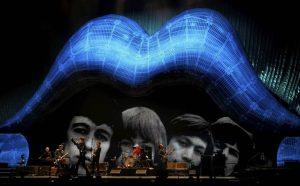"""The Rolling Stones y Taj Mahal en Chicago interpretando """"Six Days on the Road"""""""