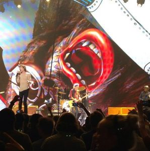 The Rolling Stones en el Staples Center de Los Angeles