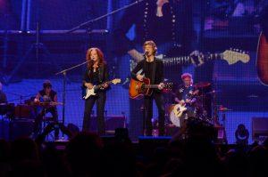 The Rolling Stones y Bonnie Raitt San José