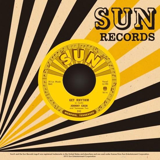 Third Man Records se asocia con Sun Records para editar discos de Johnny Cash Rufus Thomas y The Prisonaires