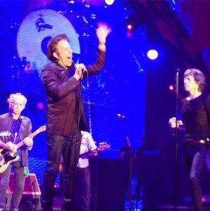 Tom Waits y los Rolling Stones en Oakland