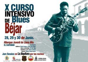CURSO INTENSIVO BLUES BEJAR 2013