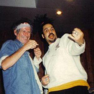 Adiós a Babi Floy, ex X-Pensive Wino de Keith Richards