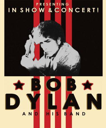 Bob Dylan de gira en Europa en el 2013
