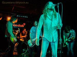 Dirty York alimentan de Rock'n'Roll sucio Valencia y su gira española 2013