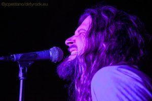 Dirty York desde Australia en concierto