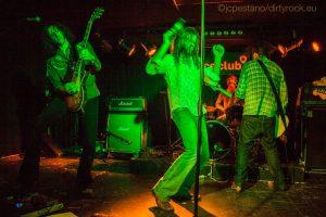 Dirty York en en Loco Club 2013