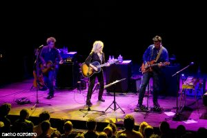 Lucinda Williams en Bilbao 2013