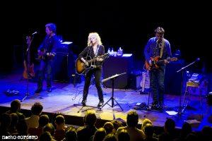 Lucinda Williams gira española con Doug Pettibone en Bilbao