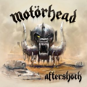 """Motörhead, """"Aftershock"""" nuevo disco"""