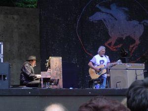 Neil Young & Crazy Horse Berlín Waldbühne