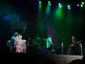 Neil Young & Crazy Horse comienzan su gira europea en Berlín Waldbühne