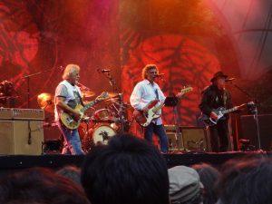 Neil Young & Crazy Horse en Berlin 2013