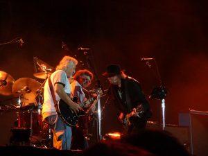 Neil Young and Crazy Horse comienzan su gira europea en Berlín Waldbühne