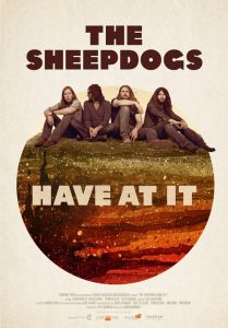 The Sheepdogs Have at It nuevo documental y en el Azkena Rock Festival 2013