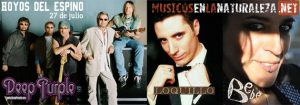 MUSICOS EN LA NATURALEZA 2013