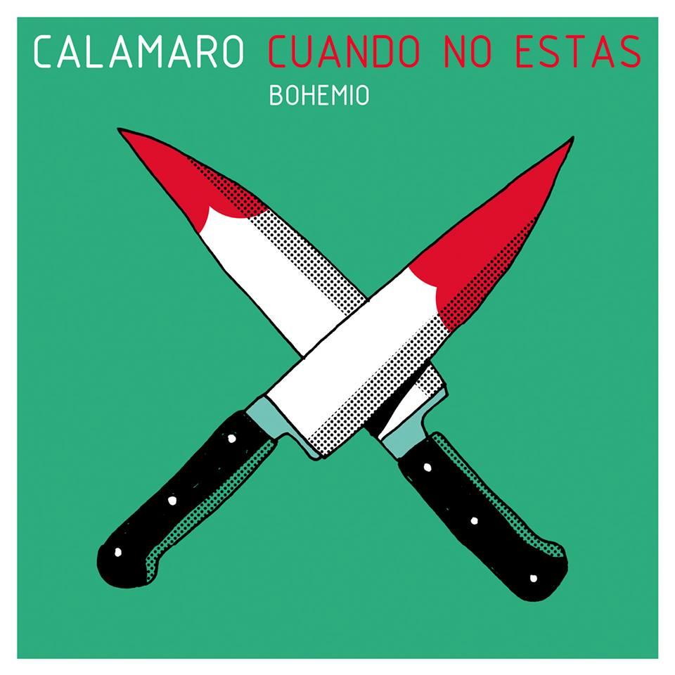 """Andrés Calamaro """"Bohemio"""", nuevo disco y Cuando no estás nuevo single"""