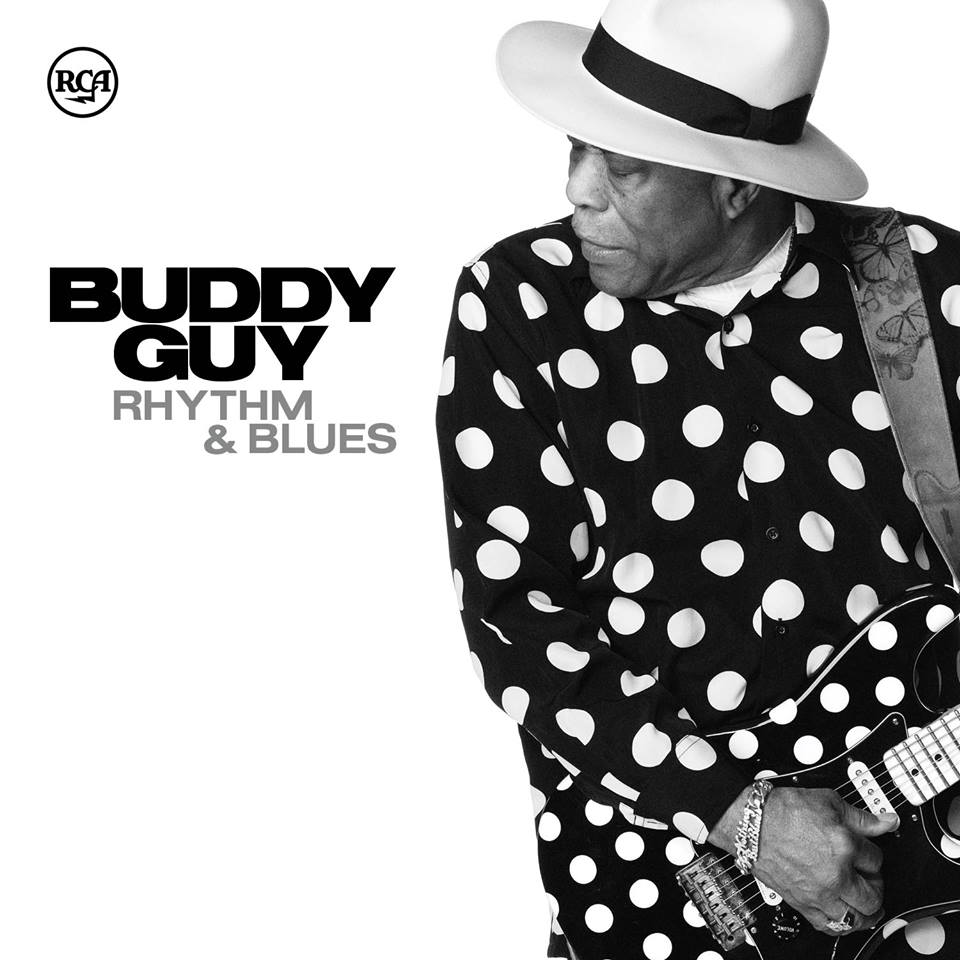 Buddy Guy Rhythm & Blues, nuevo disco