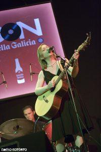 Eilen Jewell cerrando su gira española en Madrid 2013