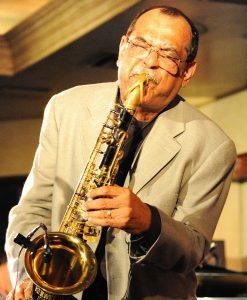 Ernie Watts en La XXI edición del Festival Internacional Canarias Jazz & Más