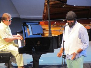 Gregory Porter en Tenerife, Canarias Jazz 2013
