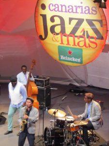 Gregory Porter en Tenerife, Festival de Jazz 2013