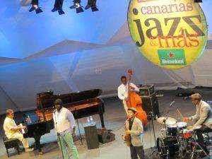Gregory Porter en el festival de Jazz de Canarias 2013