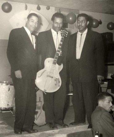 Johnnie Johnson, 89 años de Blues y Rock'n'Roll al piano de uno de sus fundadores
