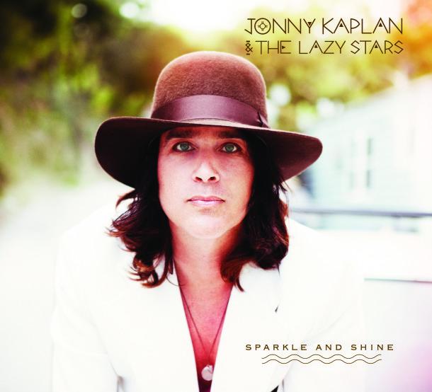 "Jonny Kaplan ""Sparkle & Shine"" nuevo disco el 8 de octubre"