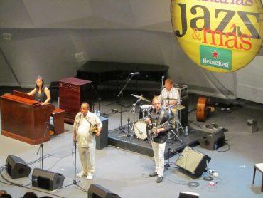 Lou Donaldson Quartet en Tenerife Canarias Jazz Festival 2013