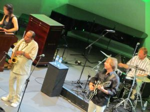 Lou Donaldson en Tenerife 2013, Canarias Jazz