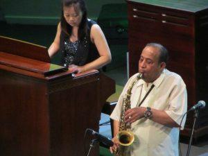 Lou Donaldson en el Canarias Jazz & Más 2013