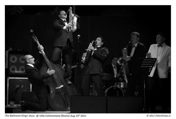 The Ballroom Kings cierran el Jazzaharrean de Vitoria-Gasteiz