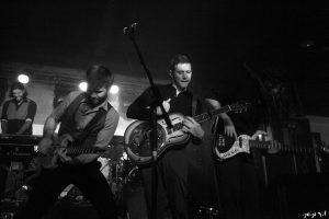 The Delta Saints en las Palmas en su gira española 2013