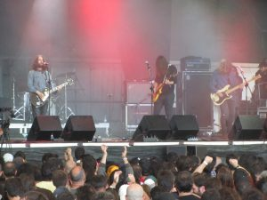 Uncle Acid & The Deadbeats en el Azkena Rock Festival 2013