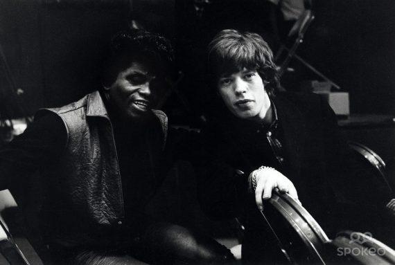 """Get on Up"" film sobre James Brown producida por Mick Jagger"