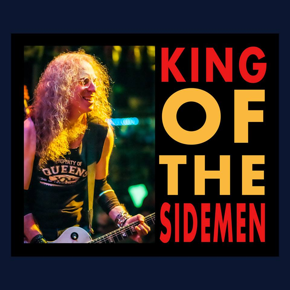 """King of the Sidemen"", documental sobre el X-Pensive Wino, Waddy Wachtel"