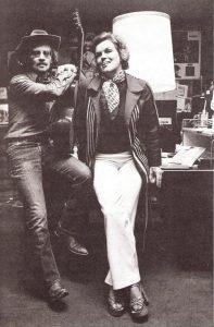 Captain Midnight y Hazel Smith junto Tompall Glaser crearon Hillbilly Central Outlaw