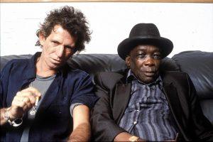 John Lee Hooker y Keith Richards, 96 años de Blues