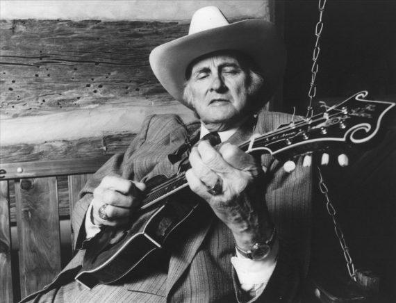 Bill Monroe, 102 años del Blue Grass Boy y Bluegrass