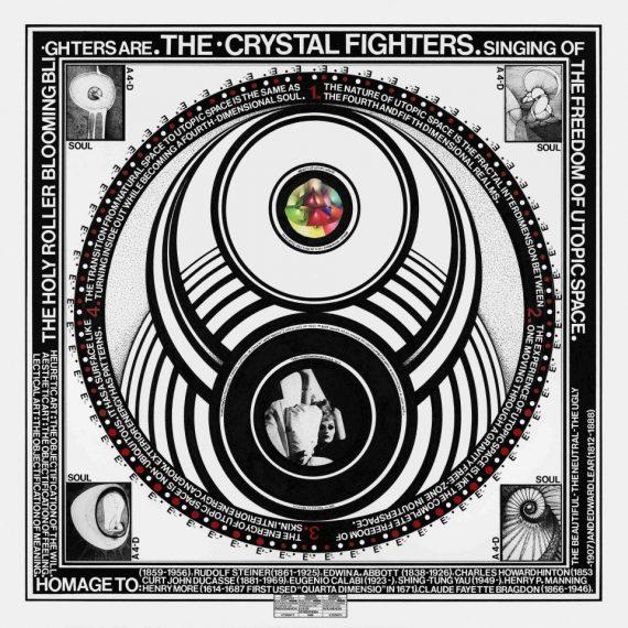 """Crystal Fighters """"Cave Rave"""" nuevo disco y gira española"""