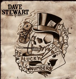 """Dave Stewart """"Lucky Numbers"""", nuevo disco"""