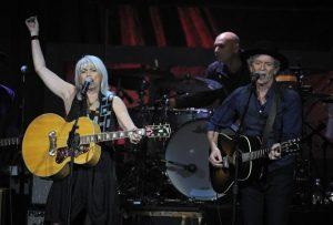 Emmylou HArris y Rodney Crowell ganadores de los premios Americana music 2013