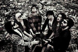 Entrevista a GAF y La Estrella de la muerte, Sunriser nuevo disco