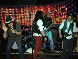 "Hellsingland Underground ""Northern Rock"" en la Sala Boite de Madrid"