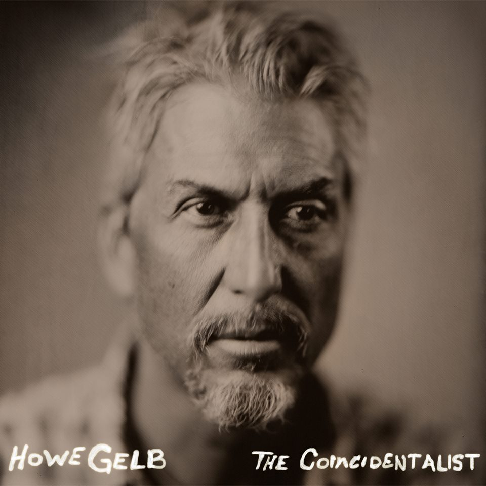 Howe Gelb The Coincidentalist, nuevo disco y gira española