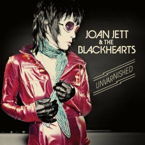 """Joan Jett & Blackhearts """"Unvarnished"""", nuevo disco"""