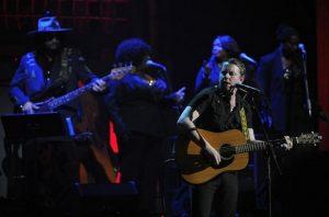 John Fullbright en los premios de la Americana Music 2013
